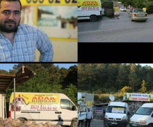 Sülüntepe Mahallesi Adak Kurban Satış Yeri